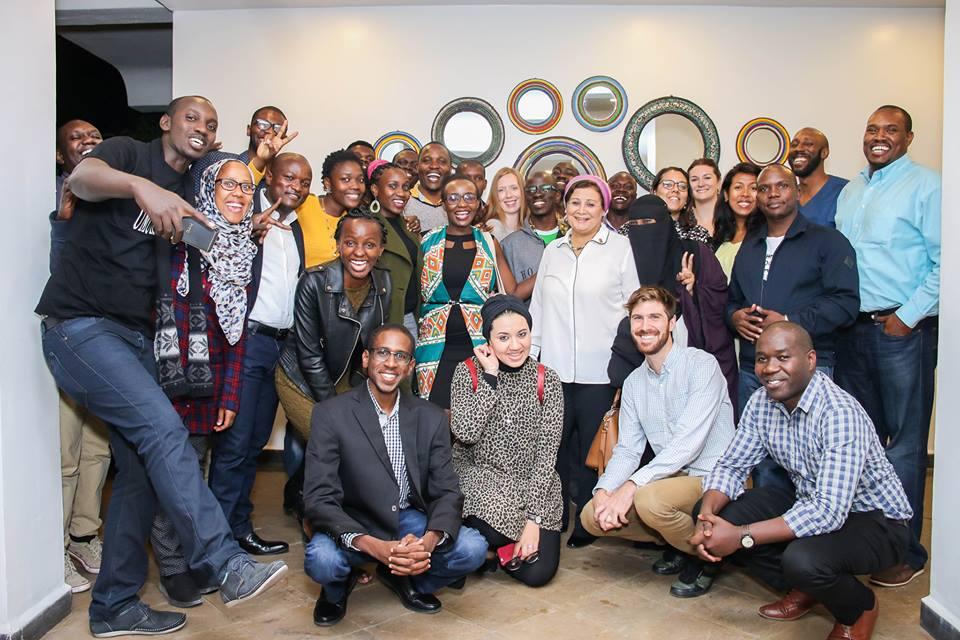 My Experience at Ashoka - American Express Leadership Academy - Nairobi, Kenya