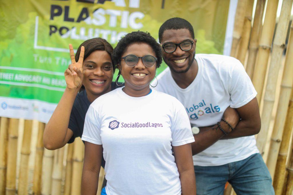 SocialGoos Lagos Volunteers