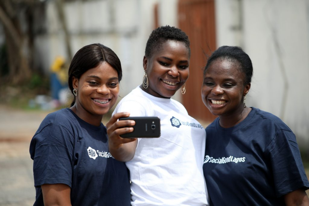 SocialGood Lagos Volunteers