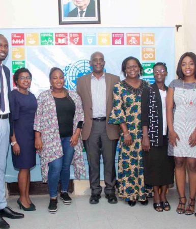 Press Statement: Social Good Courtesy Visit To UNIC