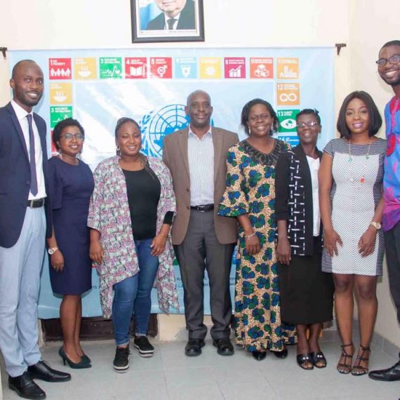 Press Statement: Social Good Courtesy Visit To UNIC